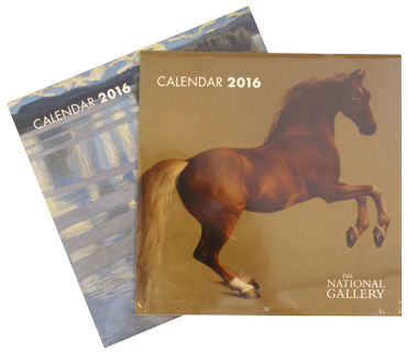 National Gallery Calendars 2016